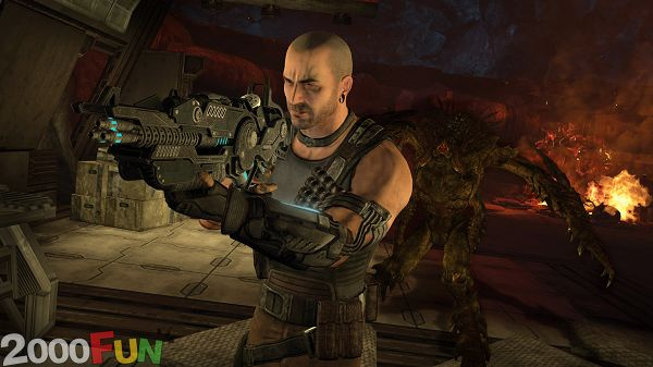 【傳說企業社】PCGAME-Red Faction: Armageddon 赤色戰線:最終決戰(英文版)